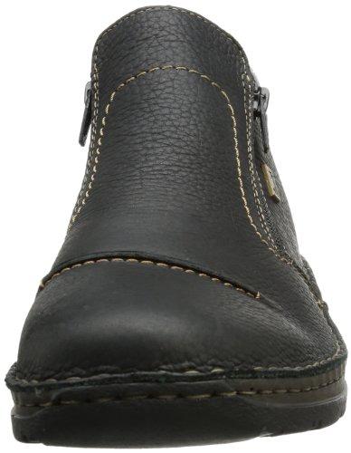 Rieker 5372, bottes classiques homme Noir (Schwarz/schwarz)