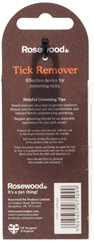 Soft Protection Salon Tick Remover, Clear 4