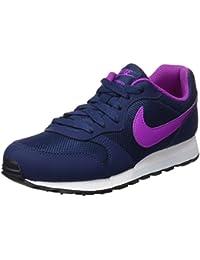 Nike 807319-401, Zapatillas de Deporte Niñas