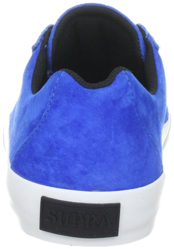Supra CUTTLER LOW S09013 Unisex - Erwachsene Sportive Sneakers Blau (ROYAL - WHITE ROY)