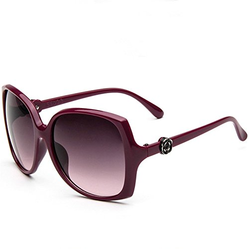 Z-P New Fashion For Grils Exquisite Reflective UV400 Sunglasses (Pflanze Kostüm Im Topf)