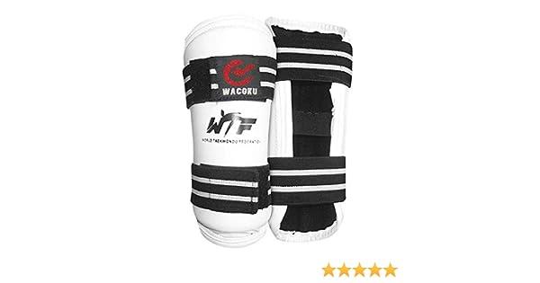 WTF-anerkannt Wacoku Taekwondo-Schienbeinschoner