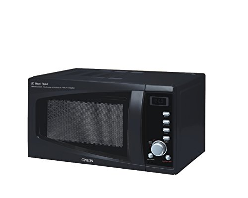 Onida 20 L Grill Microwave Oven (black Pearl, Black)