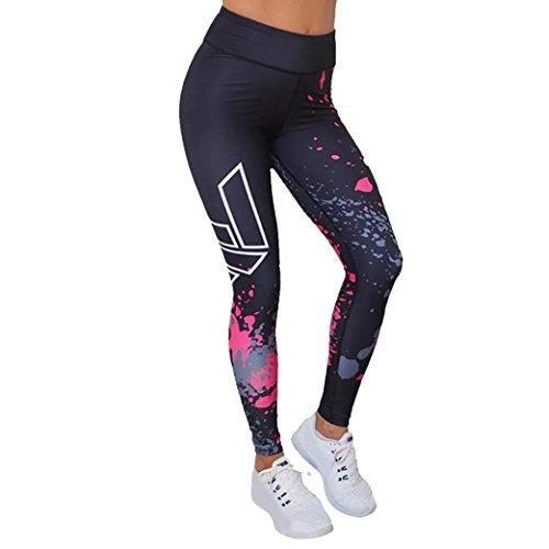 ABsolute Leggings Pantalones Deportivos Mujer Fitness