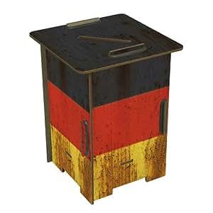 Twin Box - Pot à Crayons / Tirelire Allemagne - Werkhaus