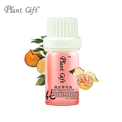 Plant Gift- Dried Tangerine Peel Oil -100% pure plant herbal oil-Promote metabolism, relax-5ML/0.18oz -