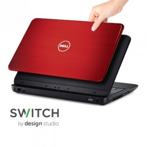 Dell Switch Cover 38,1 cm (15 Zoll) Fire Red