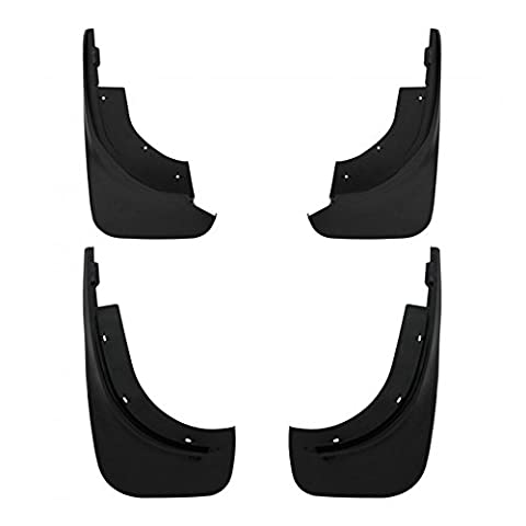 4x Front and Rear Mud Guards Mud Flap Set for Hyundai Tucson