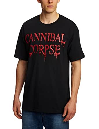 Plastic Head Cannibal Corpse 25 Years TSFB Men's T-Shirt Black Small
