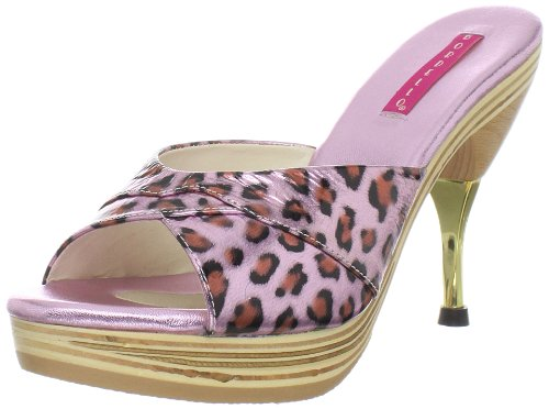GENIE-101LP - Pleaser USA Shoes pink
