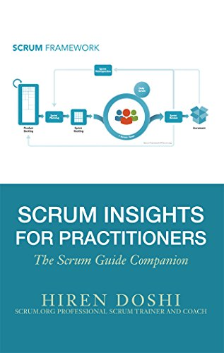 Scrum Insights for Practitioners: The Scrum Guide Companion (English Edition) por Hiren Doshi
