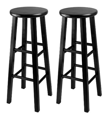 winsome-29-inch-square-leg-bar-stool-black-set-of-2