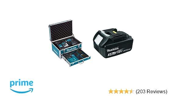 2 Batterien 18V 3Ah Makita DHP453RYX2 Schlagbohrmaschine