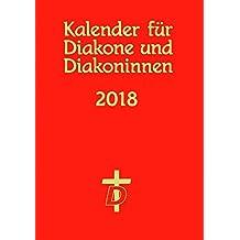 Kalender für Diakone und Diakoninnen 2018