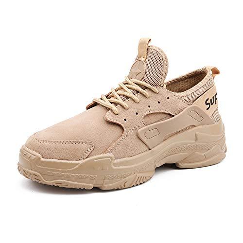 JIAODANBO Autunno Uomo Super Fire Sneakers Scarpe Da Viaggio Scarpe Da Uomo Moda