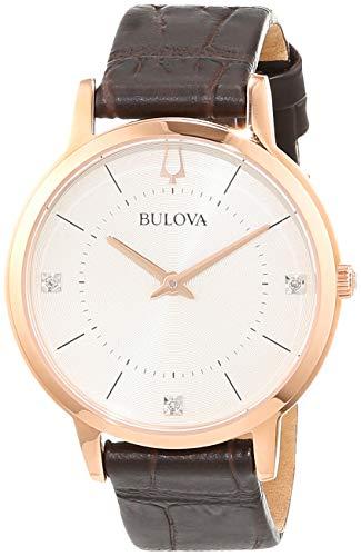 Bulova Reloj de Pulsera 97P122