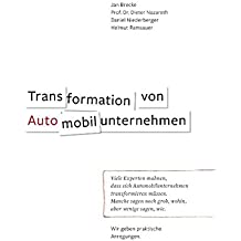 Transformation von Automobilunternehmen
