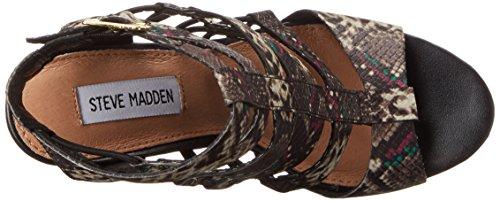 Steve Madden Prefixx Dress Sandal Multi Snak