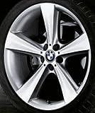 Original BMW Alufelge X3 E83 / LCI Sternspeiche 128 in 19 Zoll für hinten