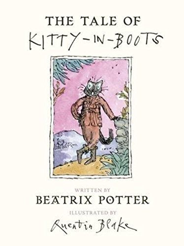 The Tale of Kitty In Boots Cover Image