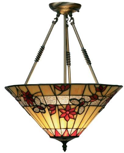 Oaks Lighting OT2612/17R-Suspension-Papillon