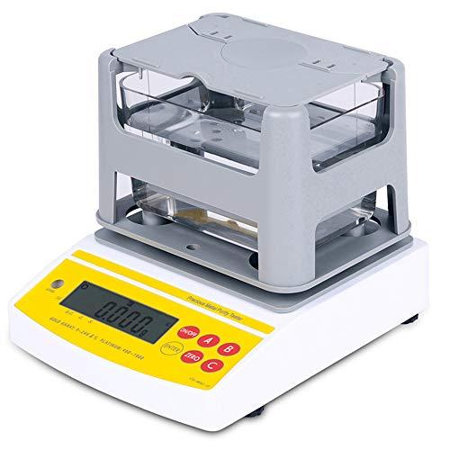 Z-05-balance (GDCB Edelmetall-Dichtemessgerät 0,001 g / cm3 Gold-Reinheits-Dichtemessgerät Silber-Hydrometer Digital-Metalle der Platingruppe Dichte-Schwerkraft-Balance-Gravimeter-Analysator-Messgerät)