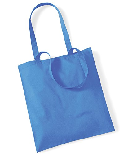 Westford Mill bag for Life manici lunghi Cornflower Blue
