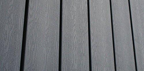 KMH®, Alu-Gartentisch *Tuco* schwarz 205 x 90 cm (#106132)