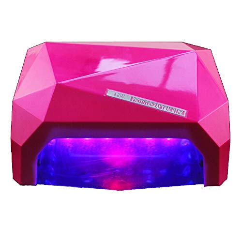 Secadores UñAs UV LED Diamond Manicure Light Inteligente