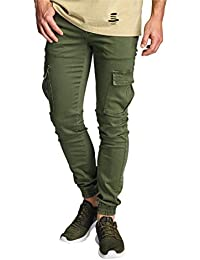 Sixth June Herren Hosen / Cargohose Cargo Denim