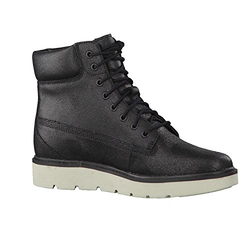 Timberland Kenniston 6 Inch Lace Up Boots Black 4 UK