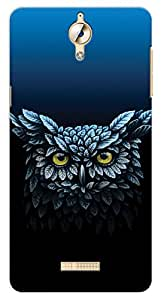 Kaira High Quality Printed Designer Back Case Cover For Coolpad Mega 2.5D(234)