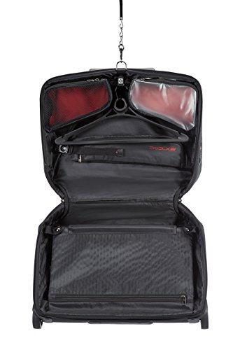 Samsonite Pro-Dlx 4 Garment Bag/Wh. Cabin Portatrajes, 55 cm, 32 L, Color Negro