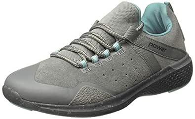 Power Women's Connect Discover Grey Nordic Walking Shoes-3 UK/India (36 EU) (5082076)