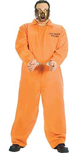 Cell Block Psycho Killer Kostüm, Größe:XXL