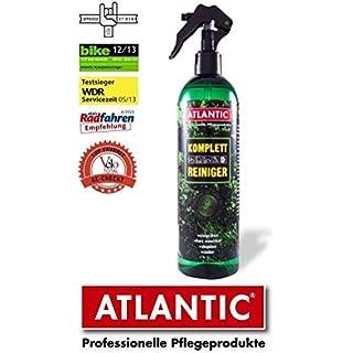Atlantic 5194 Komplettreiniger, Grün, 500 ml
