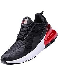 info for 73dbe 86c7a SINOES Femme Homme Coussin d  Knit Trail Chaussures De Course 2019 Léger  Chaussures De Marche