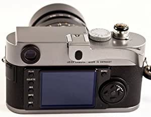 Thumbs Up EP-3S silver long for Leica M
