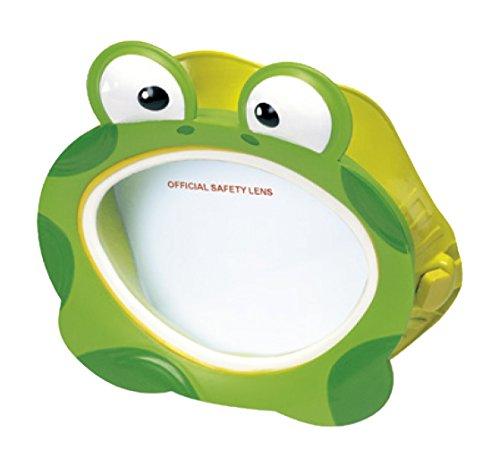 Intex - Máscara de buceo, diseño rana (75836)