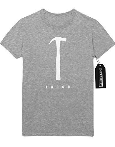 "T-Shirt Fargo ""HAMMER"" C980204 Grau"