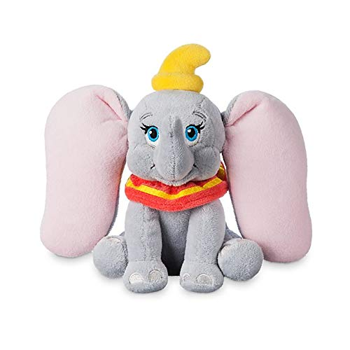 Offizieller Disney Sitting Dumbo 19 cm Mini Bean Bag Plüsch - Mini-bean-bag