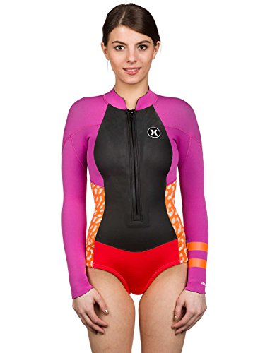 Hurley Fusion 202 Spring Suit, Color: 63d, Size: 8