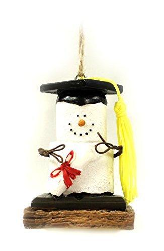S 'mores Graduate Graduation Ornament