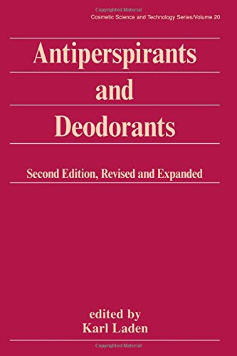 Antiperspirants and Deodorants, Second Edition, (Cosmetic Science & Technology Series)