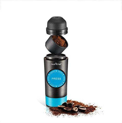 2 In 1 Espresso-Maschine Tragbare Elektrische Kaffee-Option USB Mini Automatische Espresso Einfache...