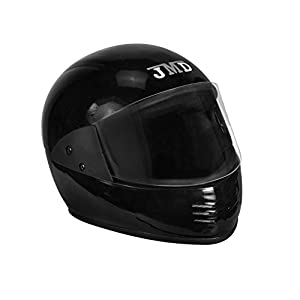 JMD Helmets ELEGANT Fuyll Face (BLACK) M