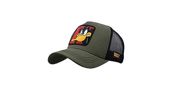 Collabs Cappello Anatra Lucas Taglia Unica Unisex Collezione Looney Tunes Nero