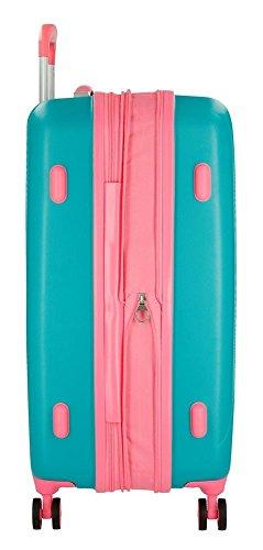 Movom Circus Maleta, 67 cm, 71 litros, Azul