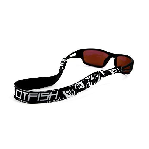 pilotfish Sonnenbrille Strap-Floating Neopren Eyewear Retainer-Sonnenbrille Halter Gurt-Custom Design, Pilotfish