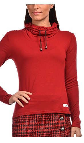 We Love - Top PILOU - Woman Rosso